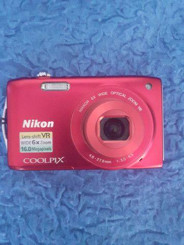 Camera Fotografica Nikon Collpix Zoom 6x  - Foto 6