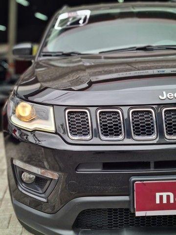 Jeep Compass 2017 2.0 Sport automático flex completo novissímo - Foto 17
