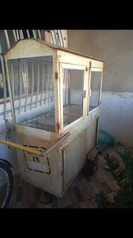 Vende-se um carrinho de pipoca  - Foto 5