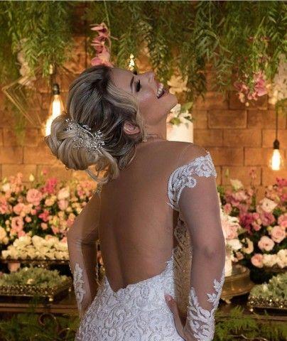 Vendo vestido de noiva  - Foto 3