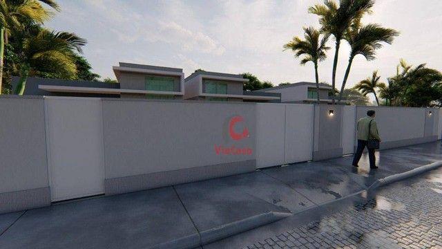 Casa Linear com 3 Quartos Sendo 1 Suíte à venda, 80 m² por R$ 280.000 - Enseada das Gaivot - Foto 8