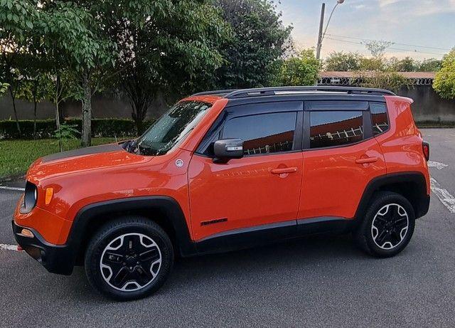 jeep renegade trailhawk 2.0 4x4 Turbo Diesel  - Foto 2