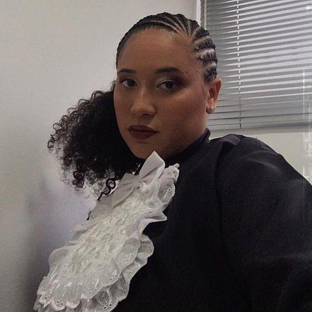 Tranças box braids e nagô  - Foto 6