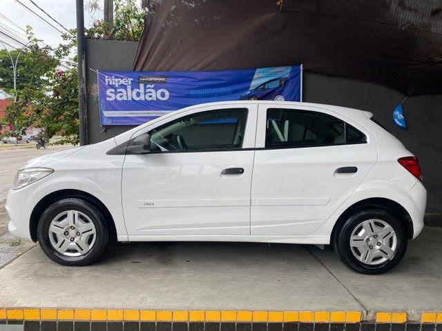 Chevrolet  ONIX LS 1.0 flex  2016  único dono  ( 1 ano de garantia ) - Foto 6