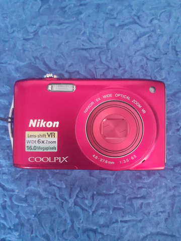 Camera Fotografica Nikon Collpix Zoom 6x  - Foto 5