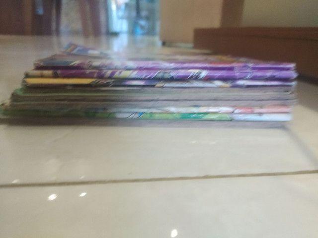 Coleção Inazuma Eleven (Super Onze) - 9 volumes - Foto 2