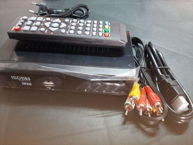 Conversor para TV digital