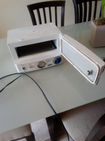 Estufa e esterelizador para alicates , tesouras, pinças etc - Foto 5