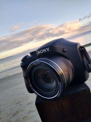 Câmera Sony DSC H-300
