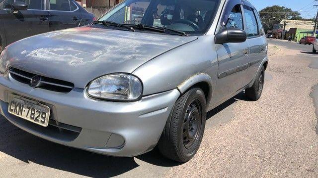Corsa 96 1.6 Completo 8v Com GNV - Foto 2