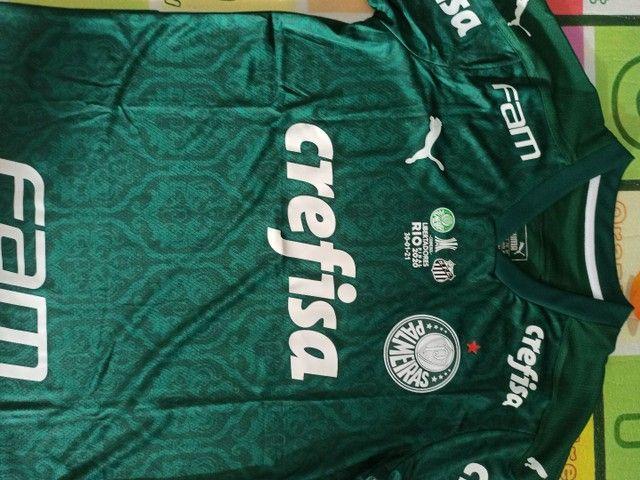 Camisa Palmeiras Final Libertadores - M. - Foto 2