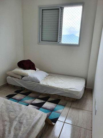 Alugo Temporada Apartamento Vila Tupi Praia Grande SP - Foto 2