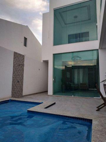 Casa com alto padrão de acabamento, condomínio fechado #segurança24h - Foto 4