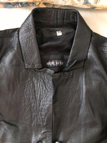 Jaqueta de couro feminina mercado  - Foto 2
