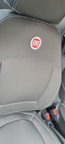 Grand Siena GNV geração 5, chave reserva,manual  nota fiscal de fábrica ?único dono. - Foto 9