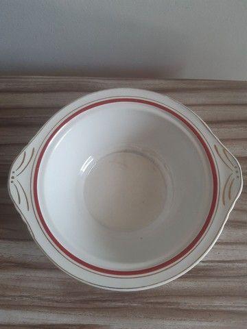 baixela porcelana alemã antiga furstenberg - Foto 2