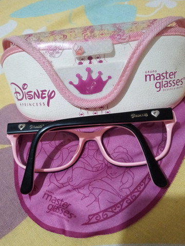 Oculos infantil princesa  - Foto 2