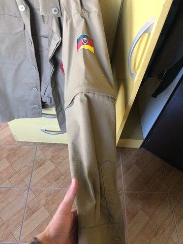 Kit roupa Bombeiro Civil - Foto 3