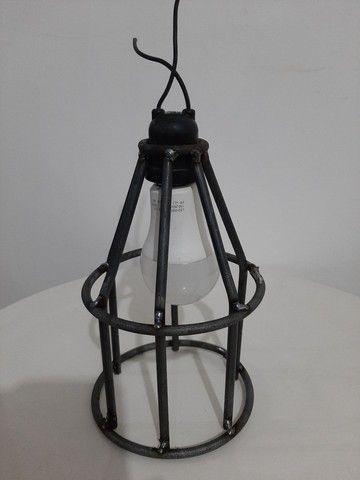 Luminaria rustica  - Foto 6