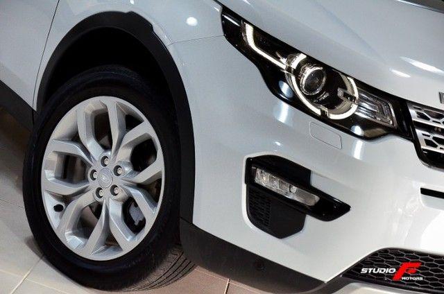 Land Rover Discovery Sport Hse Diesel - 2016 - Único Dono - Revisada - - Foto 5