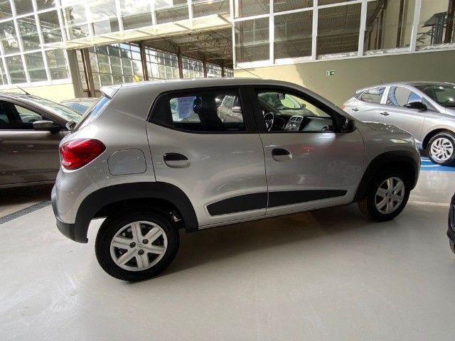 Renault Kwid 1.0 Zen 2021 -Único dono! Garantia de Fábrica!