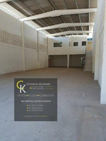 Galpão Comercial - Próximo ao Crematório, 400m², fácil acesso pela BR 230 - Foto 2