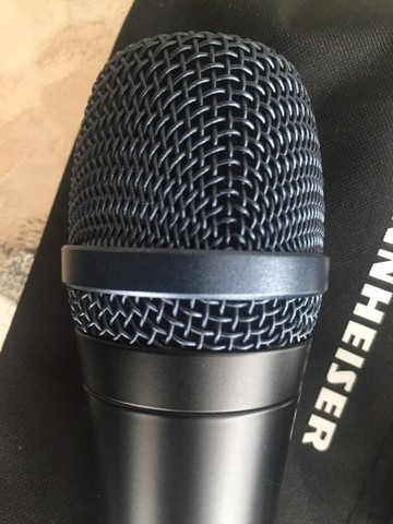 Microfone Sennheiser E-945 Supercardíoide - Original - Made in Germany - Foto 3