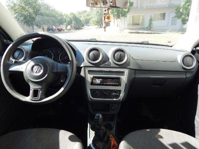 VW Gol City 1.6 2014 em ótimo estado - Foto 5