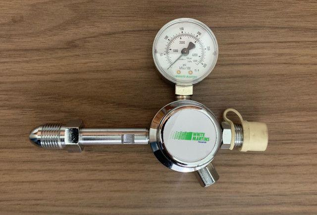 Válvula reguladora Manômetro para Ar comprimido