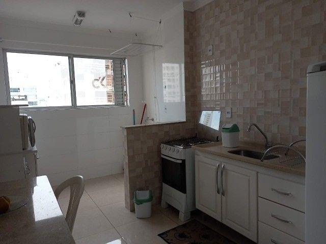 apartamento mobiliado 1 suite + 1 dorm -  - Foto 7