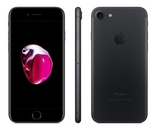 Lindo Apple Iphone 7 128 gb estado de novo