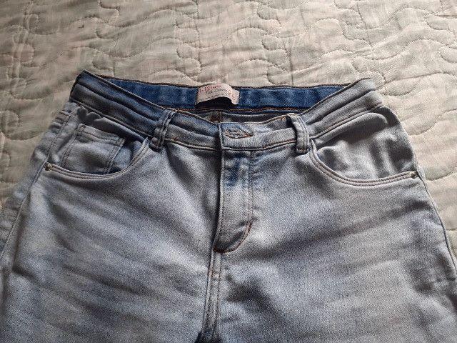 Calça jeans azul Sem nova