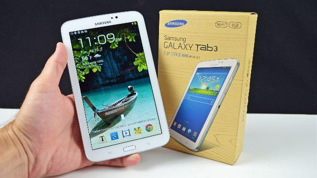 Tablet galaxy