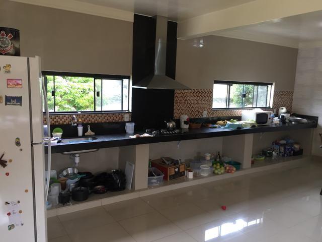 Casa 4 qtos / lazer completo / lote 2388 m / excelente localização - Foto 9