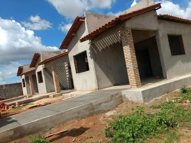 Casa em Timon, 3 quartos sendo 1 Suíte