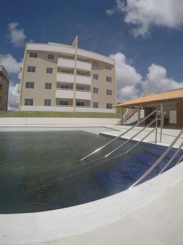 Apartamento no Cond Recanto do Pássaros - 2 quartos, 1 suíte MCMV - Nova Parnamirim