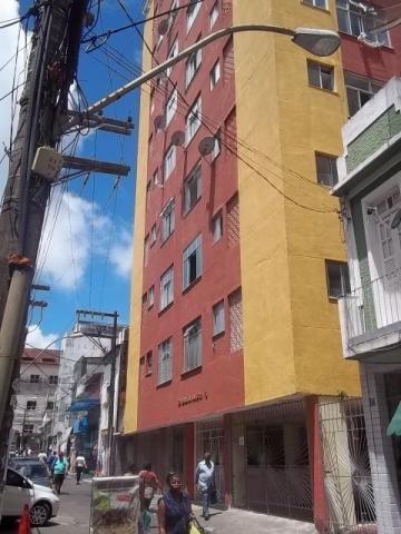 Apartamento 1 Quarto no Centro ( 658697 )