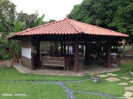 Chácara para Venda em Chapada dos Guimarães, Centro, 2 dormitórios, 1 suíte, 3 banheiros,  - Foto 4