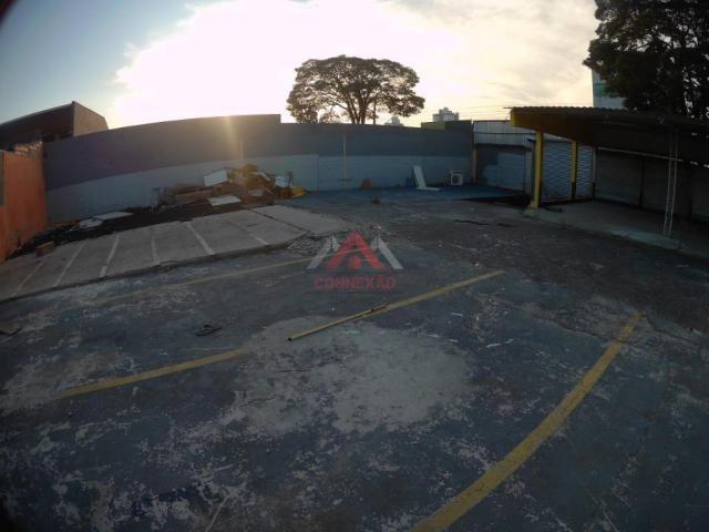 Terreno com galpão e escritório para locação, Centro, Suzano. - Foto 8