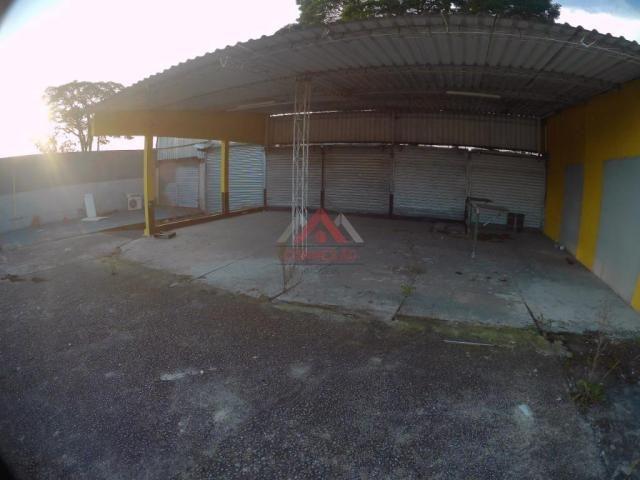 Terreno com galpão e escritório para locação, Centro, Suzano. - Foto 2