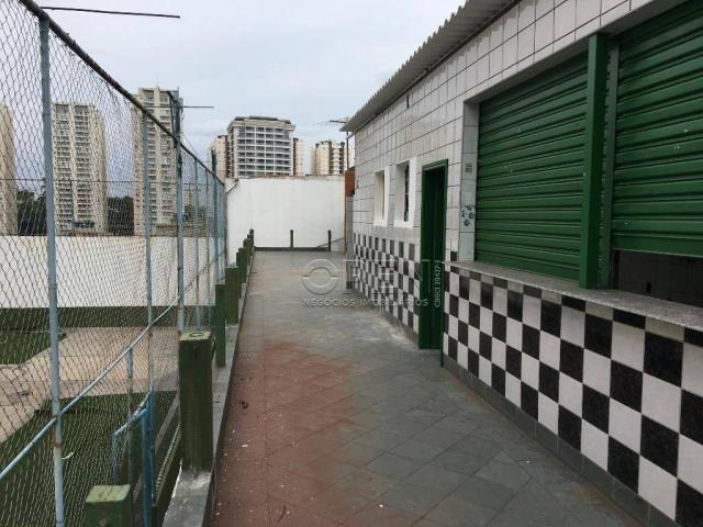 Terreno para alugar, 1500 m² por r$ 8.500,00/mês - santa maria - são caetano do sul/sp - Foto 9