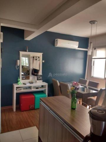 Apartamento com 3 dormitórios à venda, 69 m² por r$ 265.000,00 - vila monte carlo - cachoe - Foto 5