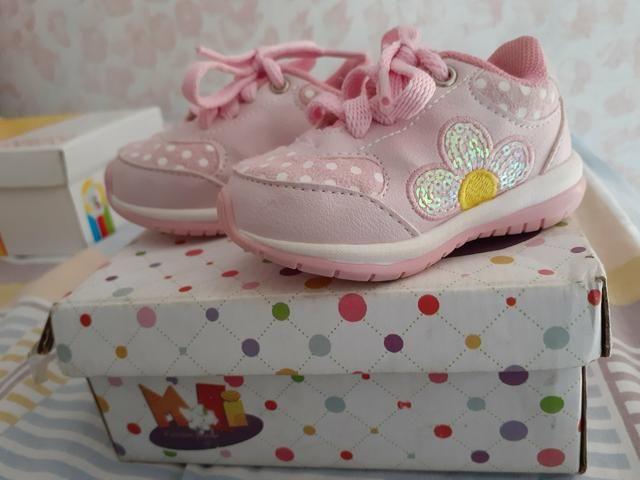 Calçados infantis feminino