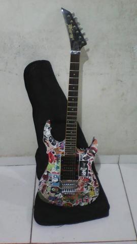 Guitarra menphis ponte floyd