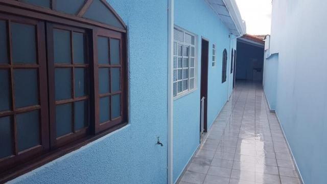 Casa à venda com 3 dormitórios em Jardim santa maria, Jacareí cod:54849