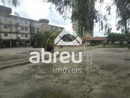 Apartamento à venda com 3 dormitórios em Emaús, Parnamirim cod:820277