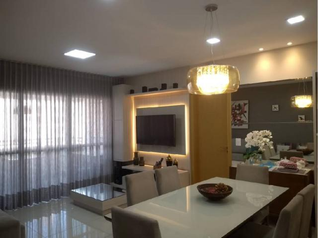 Apartamento à venda com 3 dormitórios em Jardim aclimacao, Cuiaba cod:22832