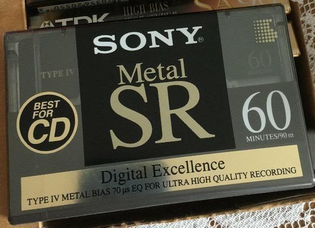 Fita K7 Metal