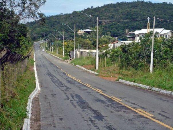 Lotes financiados santuario Salete em Caldas Novas  -  Mansões Recanto da Serra - Foto 7