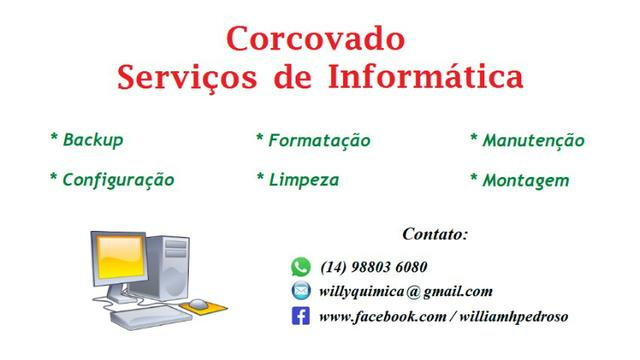 Corcovado Serviços de Informática